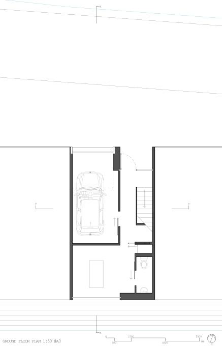 Ground Floor 1:50@A3