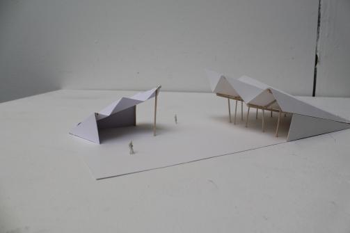 Hospitalfield Gallery Model