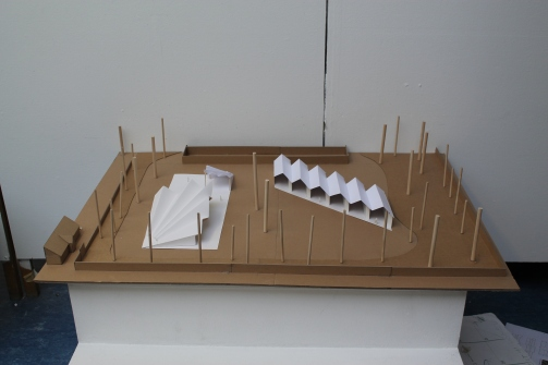 Hospitalfield Site Model