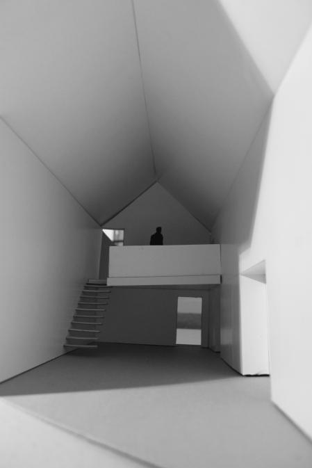 Hospitalfield Studio Model