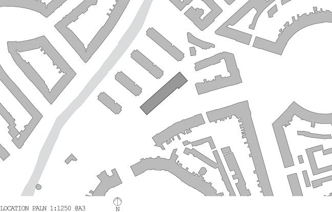Location Plan 1_1250 @A3