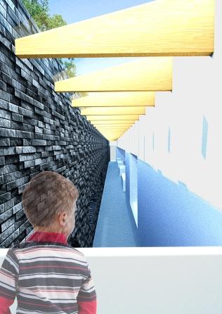Corridor from Second Follor
