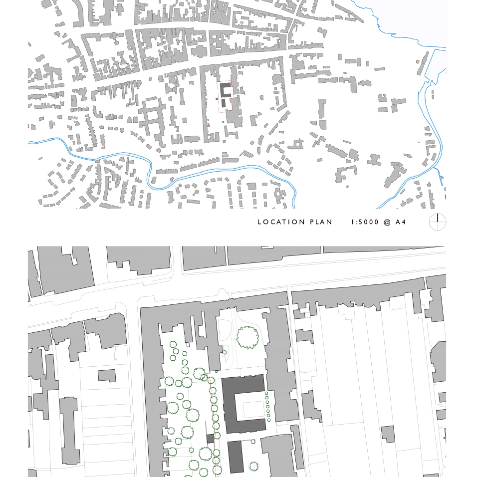 Location and Site